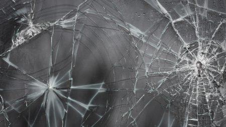 glass, cracks, grain