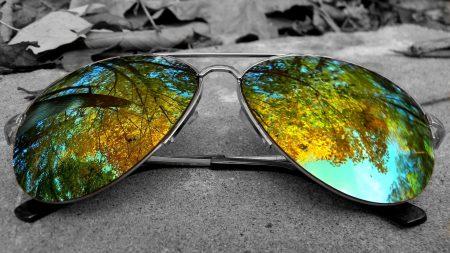 glasses, glass, green