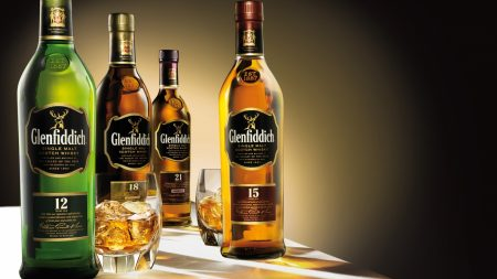 glenfiddich special reserve 12 yo, single malt, scotch whiskey