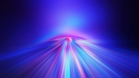 glow, lights, lines