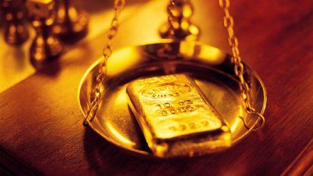 gold, bullion, scales
