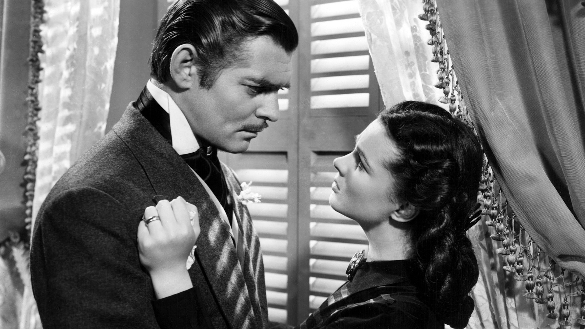 Download Wallpaper 1920x1080 Gone With The Wind Vivien Leigh