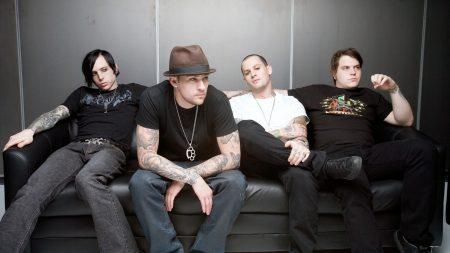good charlotte, band, tattoo