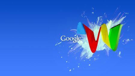 google, blue, red