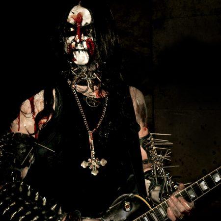 gorgoroth, blood, cross
