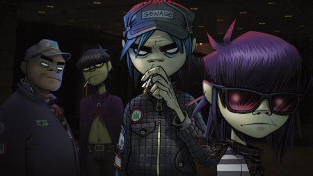 gorillaz, band, members