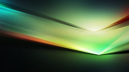 green, dark, lines