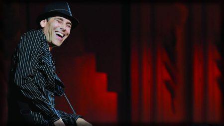 gregg karukas, smile, hat