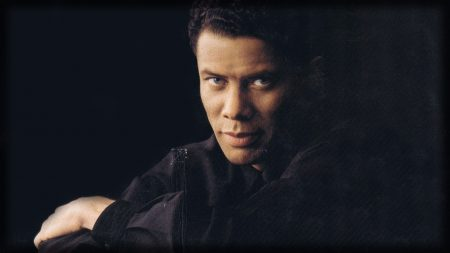 gregory abbott, face, shirt