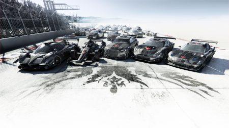 grid autosport, sports car, cars