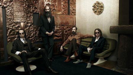grinderman, beard, glasses