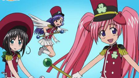 ground defense force mao-chan, anime, girl