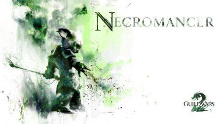guild wars 2, necromancer, graphics