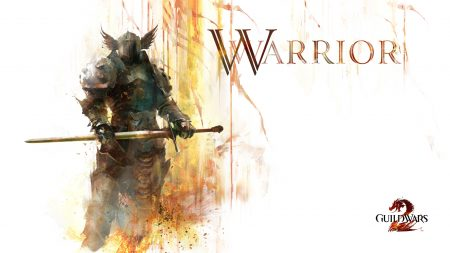 guild wars 2, warrior, sword
