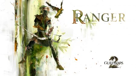 guild wars, ranger, bow