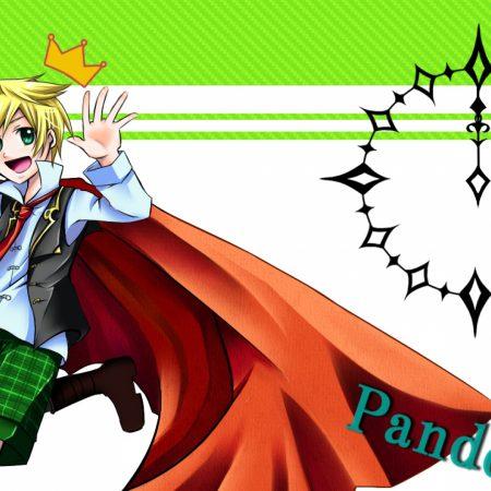 guy, pandora hearts, a smile