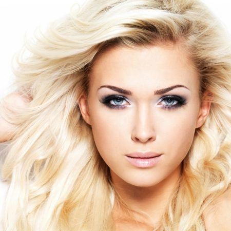 hair, eyes, blonde