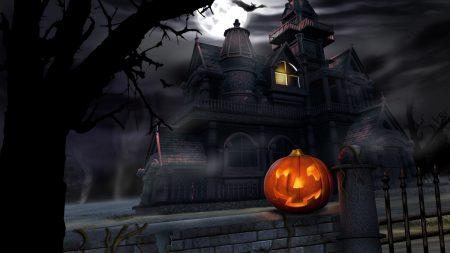 halloween, pumpkin, lantern