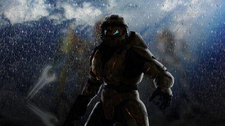 halo, soldier, armor