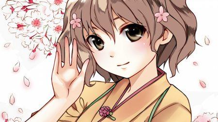 hanasaku iroha, matsumae ohana, girl