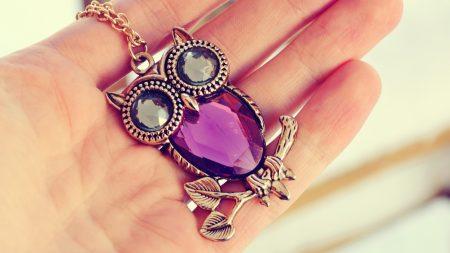 hand, owl, pendants