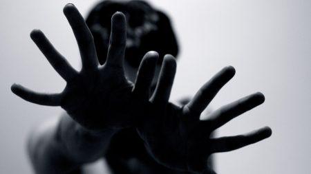 hands, palms, shade