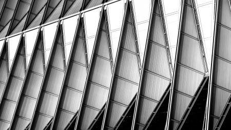 hapel, facade, metal