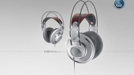 headphones, akg, k701