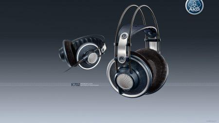 headphones, akg, k702