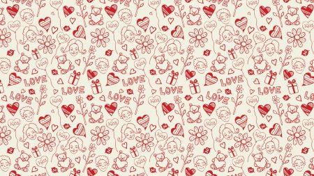 heart, drawing, love