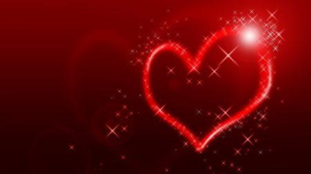 heart, line, shape