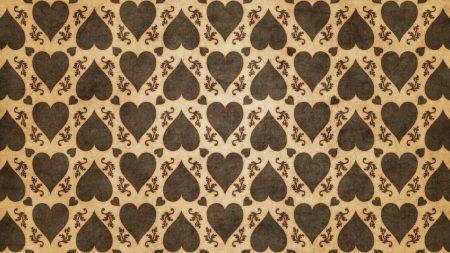 heart, lines, texture