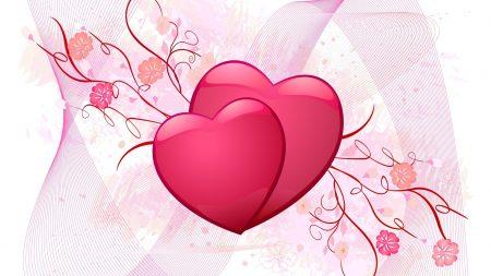 heart, love, couple