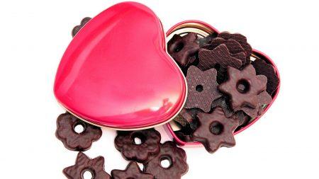 heart, pink, mechanism