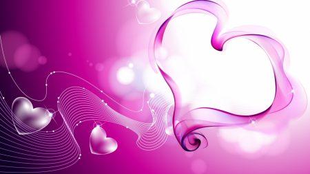 heart, smoke, love