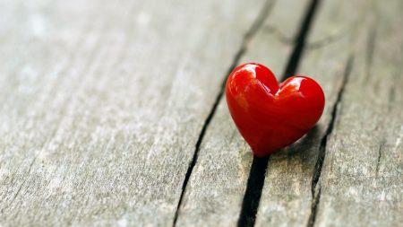 heart, surface, love