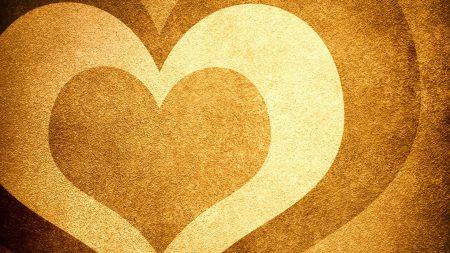 heart, texture, surface