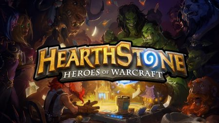hearthstone heroes of warcraft, magic the gathering, free-to-play