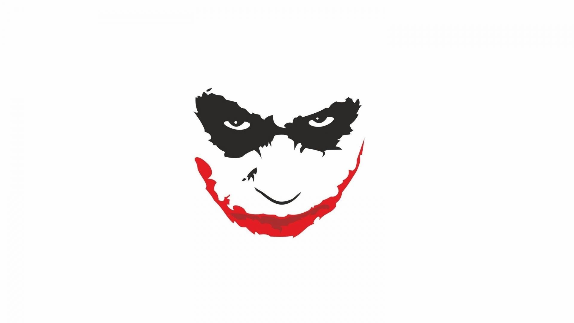 Download Wallpaper 1920x1080 Heath Ledger Smiling White