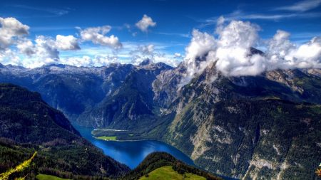 height, mountain, river