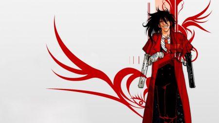 hellsing, alucard, boy
