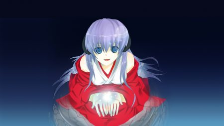 higurashi no naku koro ni, girl, light