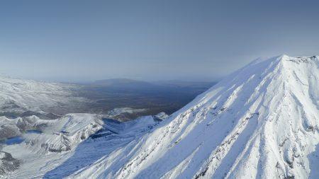 himalayas, top, snow