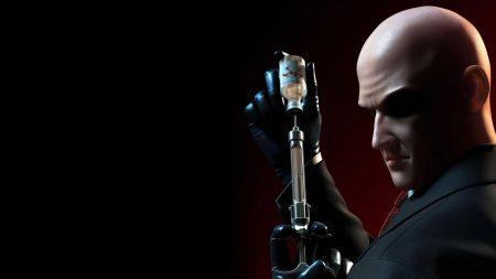 hitman, bald, poison