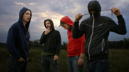 holy fuck, sky, band