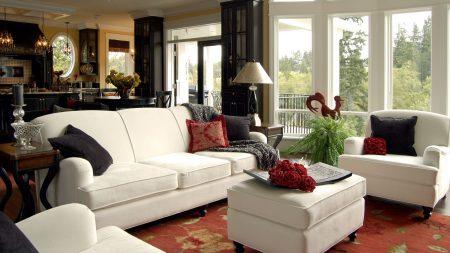 house, room, interior
