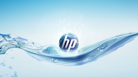 hp, computers, logo