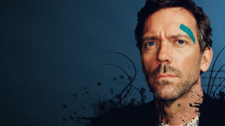 hugh laurie, dr house, actor