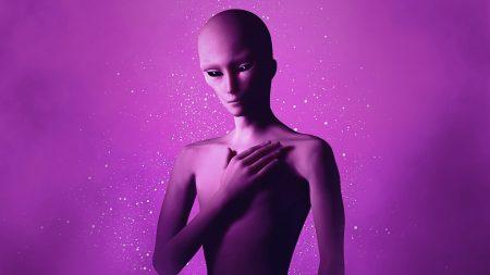 humanoid, sadness, hand