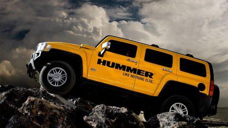 hummer, h3, auto
